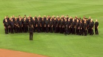 Gay men's chorus demands investigation after recording played at MLB game